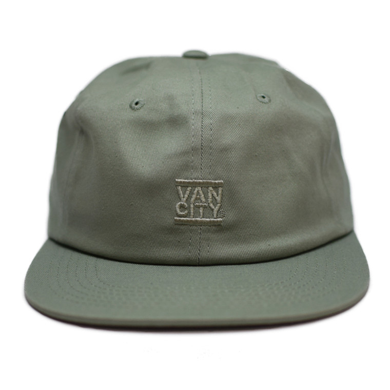 Tonal UnDMC Keefer Fit Cap - Dusty Green