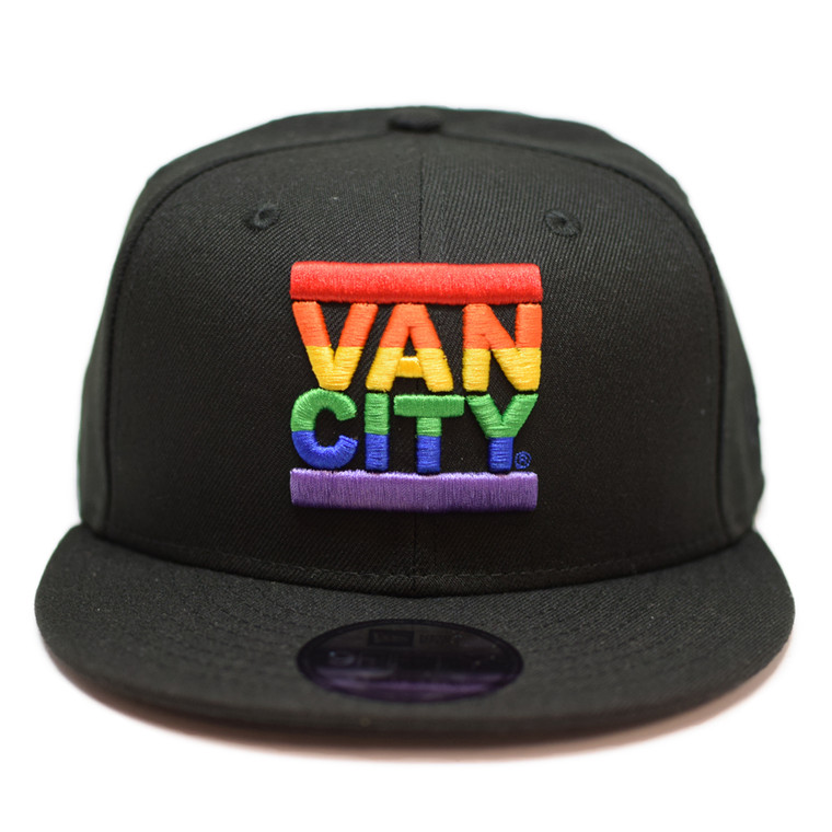 UnDMC Pride New Era Snapback - Black