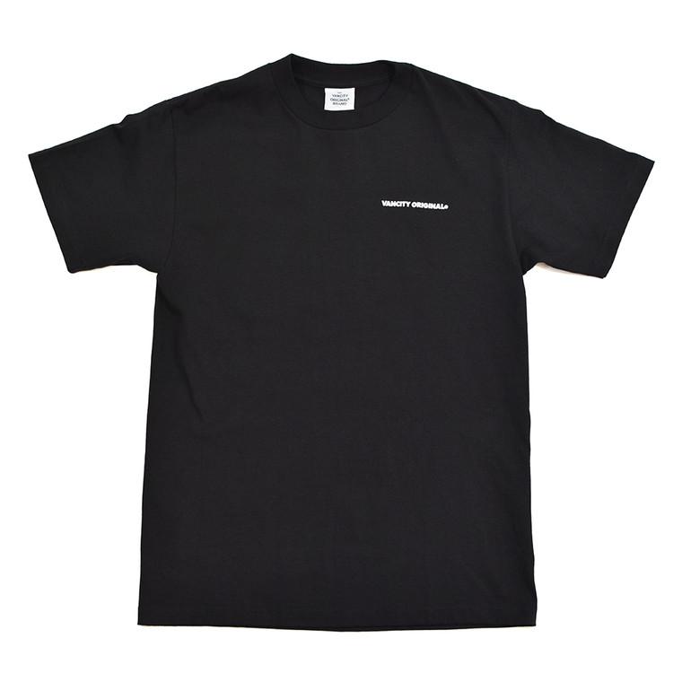 UnDMC Back Logo Tee - Black