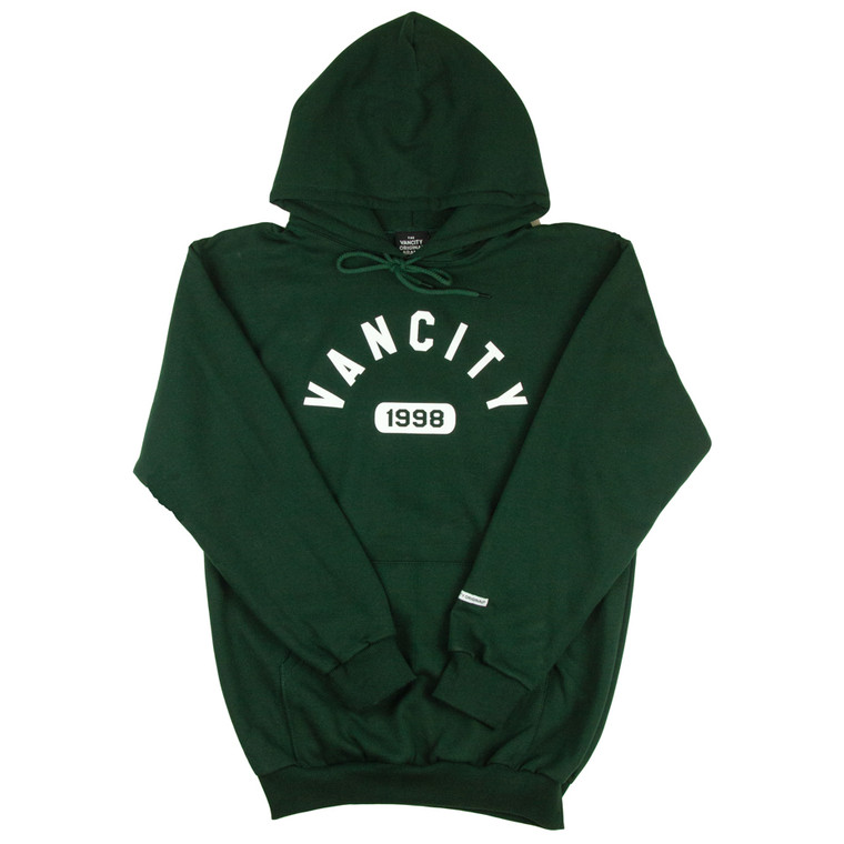 Vancity Athletic Hoodie - Green