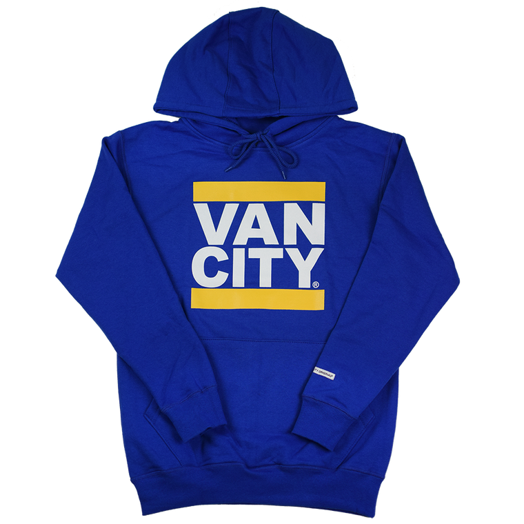 Youth UnDMC Hoodie - Royal Blue