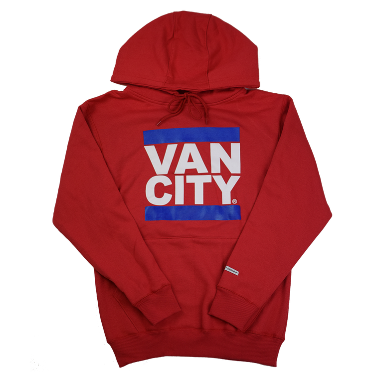 Youth UnDMC Hoodie - Red