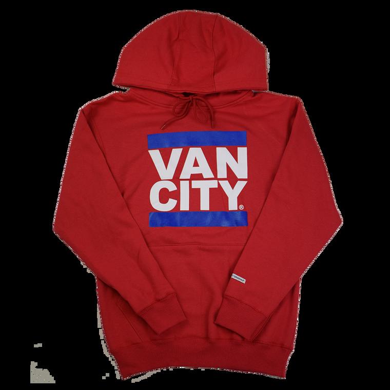 Youth UnDMC Hoodie - Red