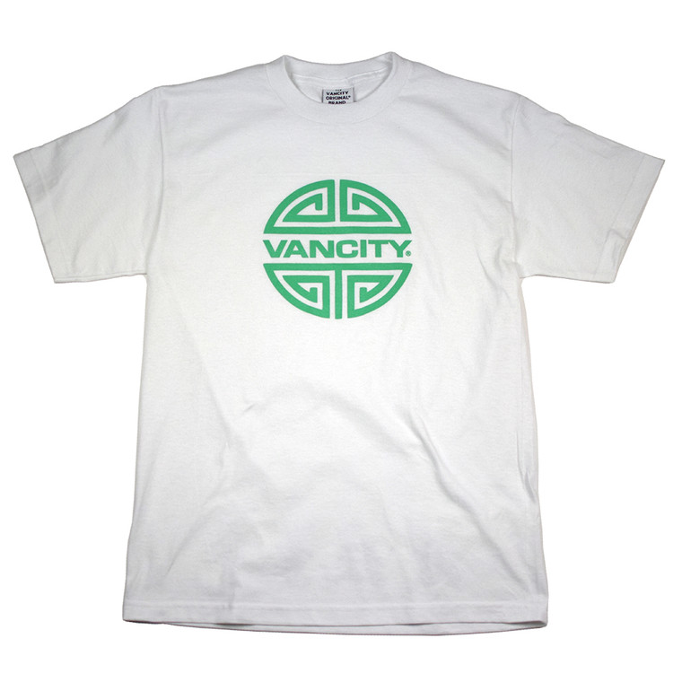 Crazy Rich Vangevity Tee - White