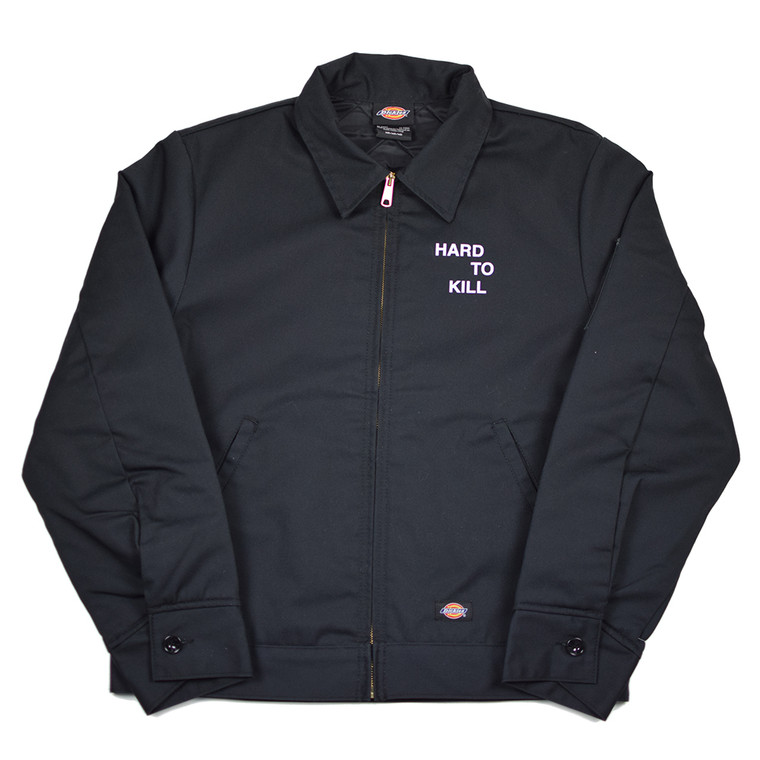 SUK x Dickies Hard To Kill Jacket - Black