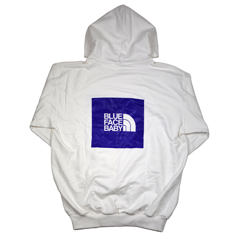 Blueface Hoodie - White