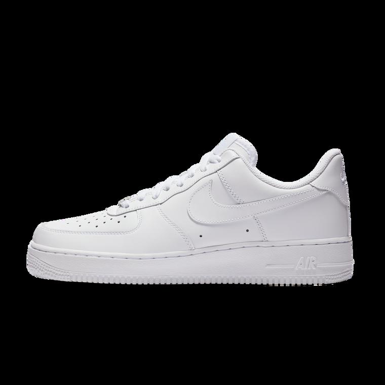 Nike Af 1 07 wmns - White/White