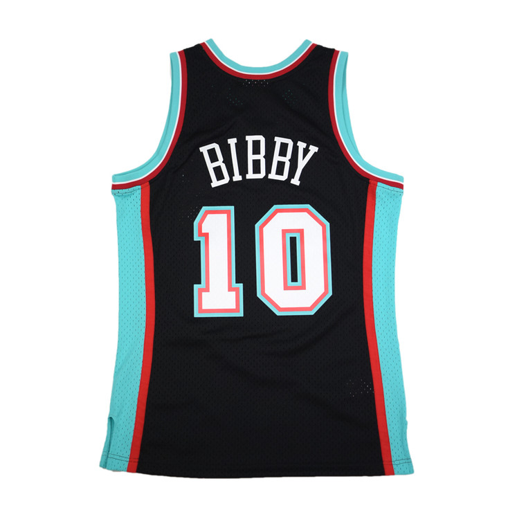 M&N Grizzlies Swingman Jersey M. Bibby - Black