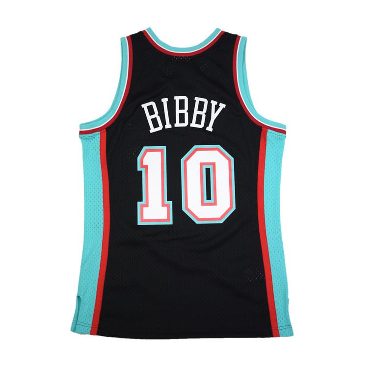 Mitchell & Ness Grizzlies Swingman Jersey M. Bibby - Black