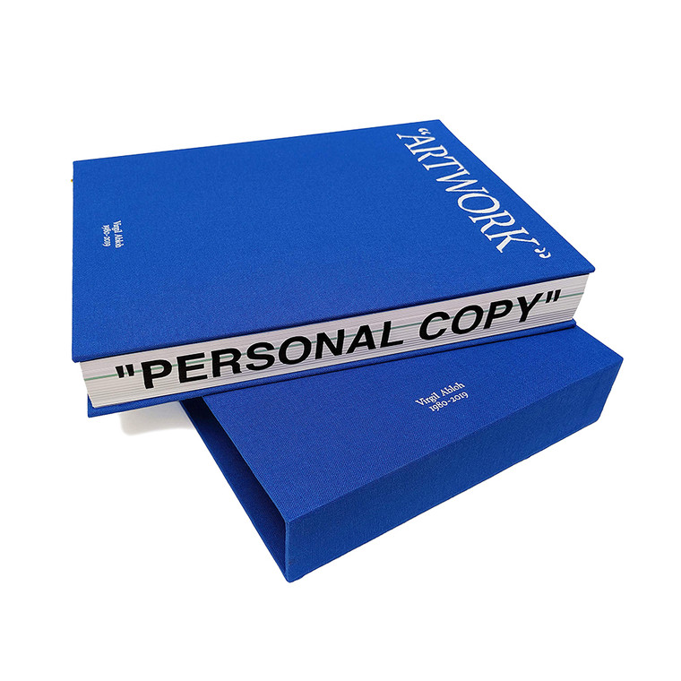 Virgil Abloh - Figures of Speech Special Edition - Edited by  Michael Darling