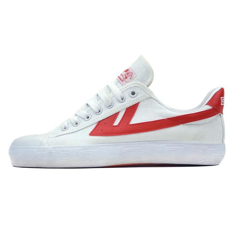 Warrior Brand x Vancity Original x Rhek - White/Red