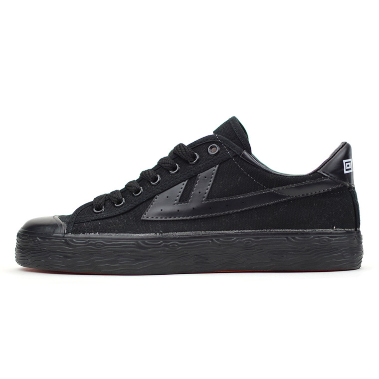 Warrior Brand x Vancity Original - Black/Black