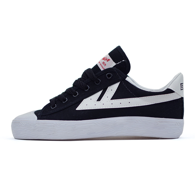 Warrior Brand x Vancity Original - Black/White