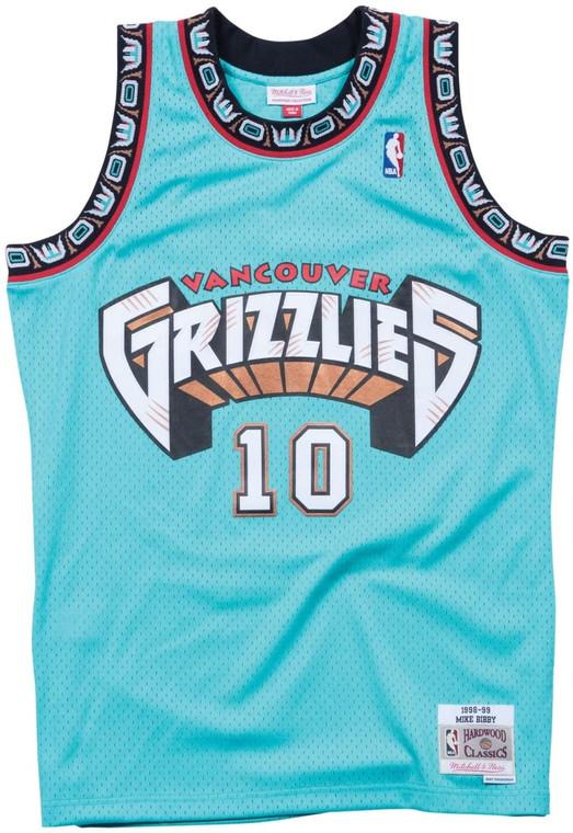 Grizzlies 1998/99 Mike Bibby Swingman Jersey