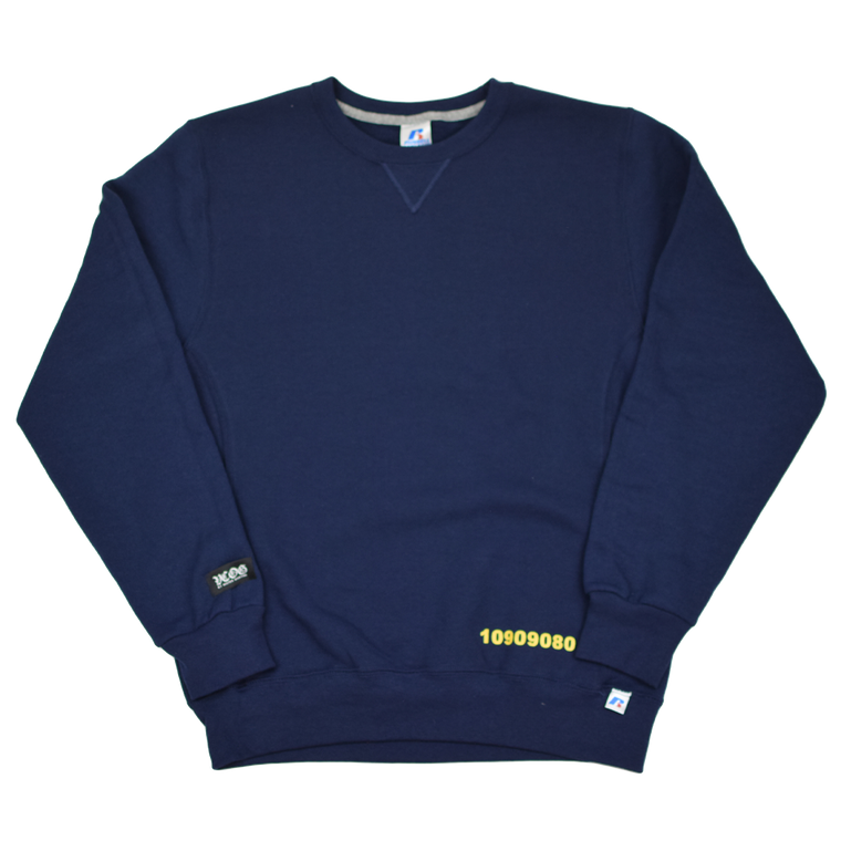 VCOG Release Program Crew Sweatshirt - Corona Navy