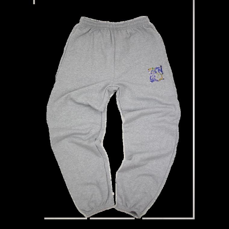 Vancity Original Wavy World Sweatpant - Athletic Grey