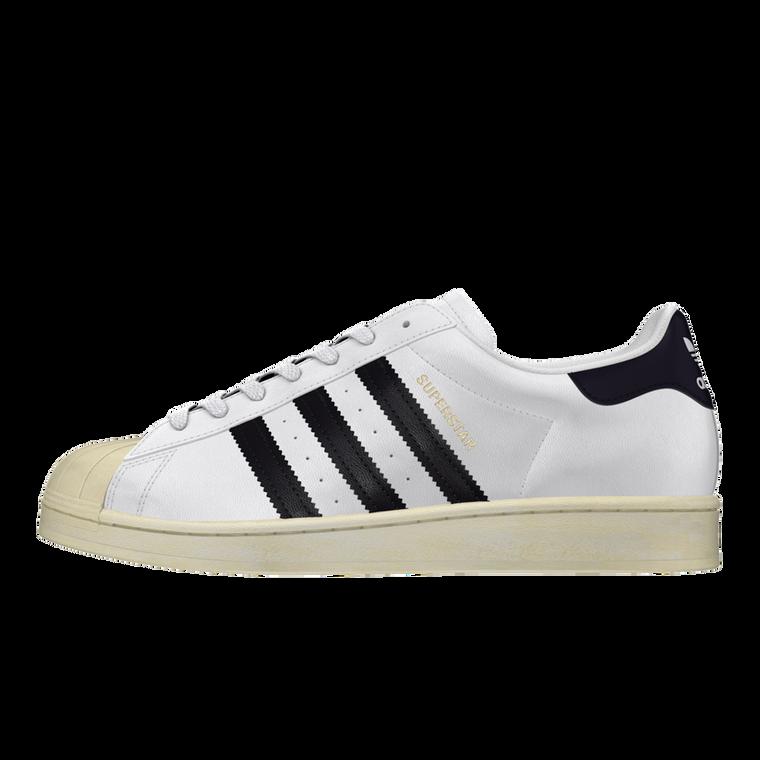 Superstar Vintage - White/Black