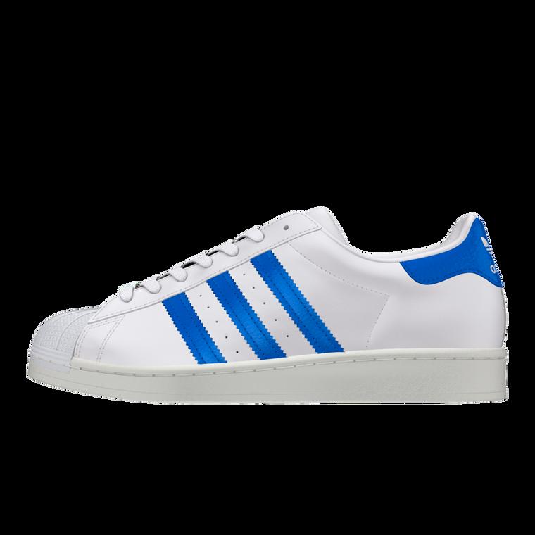 Superstar - White/Blue