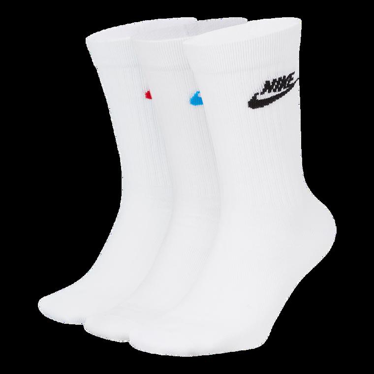 NSW Everyday Essentials Crew Socks (3 Pairs) - Multi