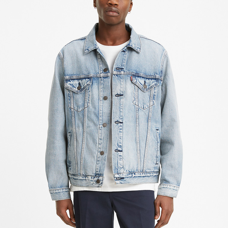 LEVI'S VINTAGE FIT TRUCKER JACKET - Super Light