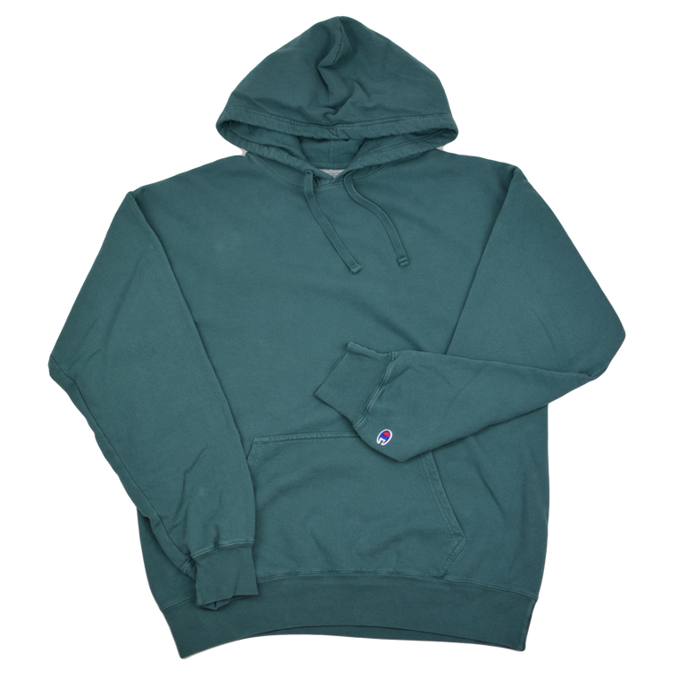 Champion Garment Dyed Hoodie - Cactus