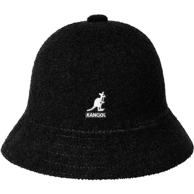 KANGOL BERMUDA CASUAL - BLACK