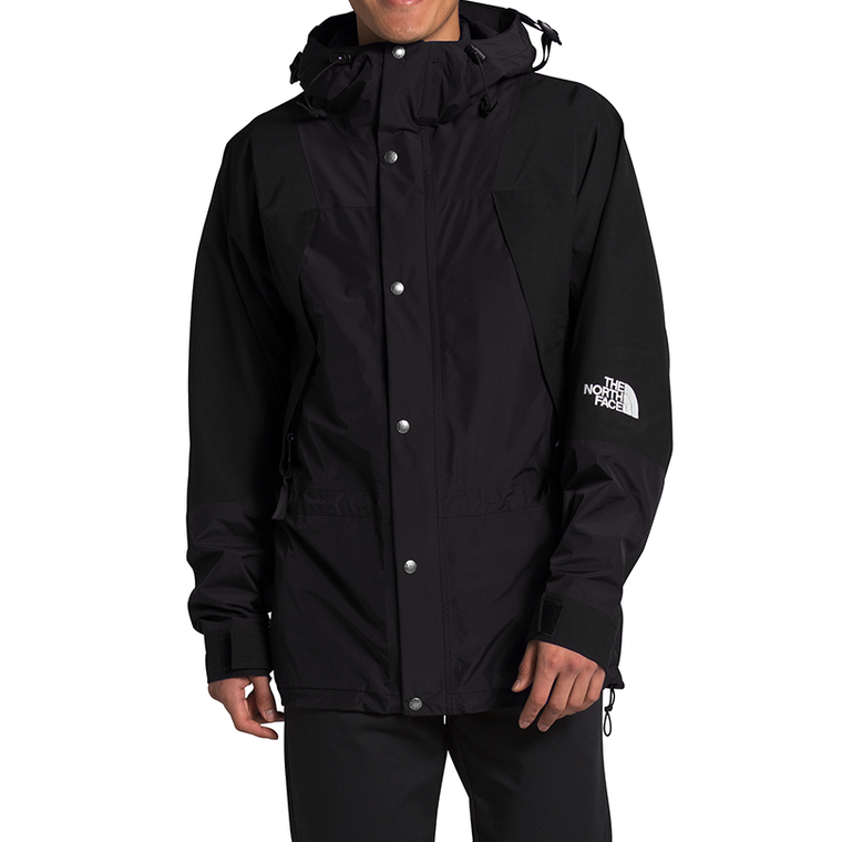 1994 RETRO MOUNTAIN LIGHT FUTURELIGHT JACKET - Black