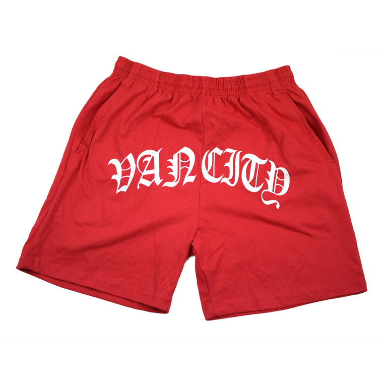 Copy of Old English Shorts - Black