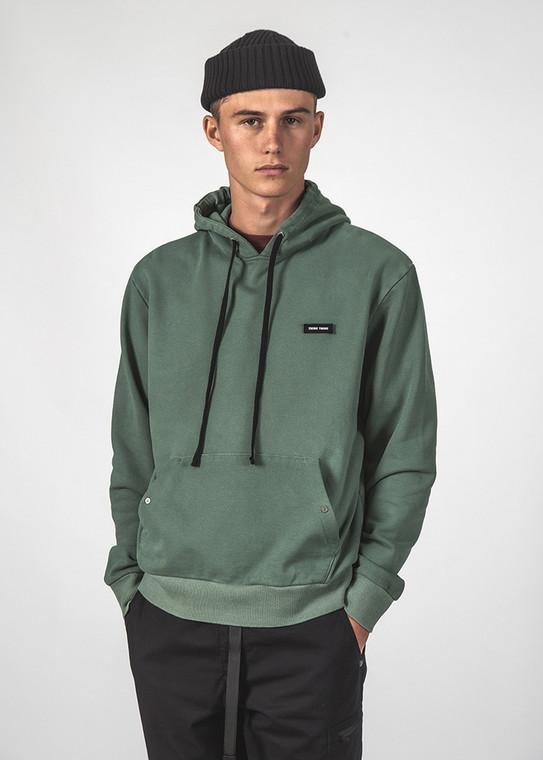 Title Hood - Moss Pigment