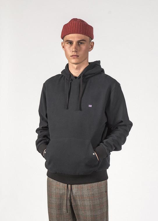Title Hood - Black