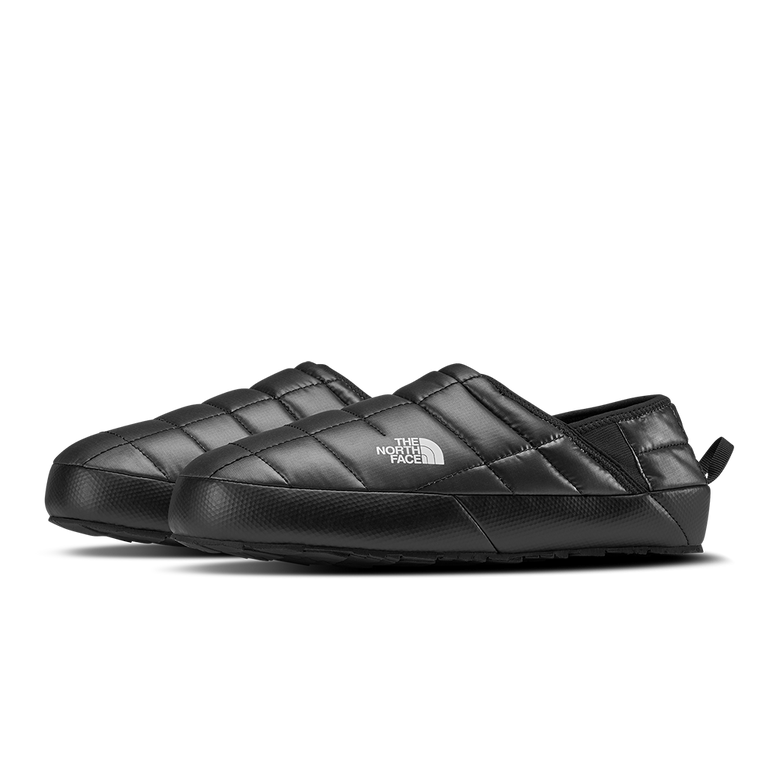 THERMOBALL TRACTION MULE SLIPPERS V - Black