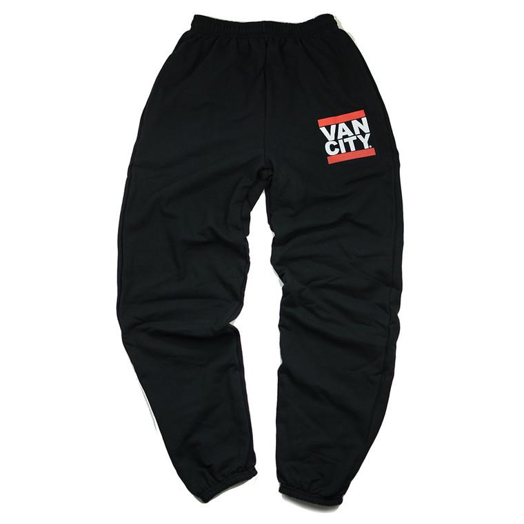Classic UnDMC Sweatpant - Black