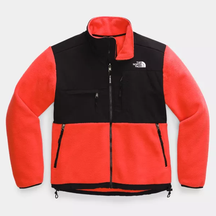 Retro Denali Jacket - Flare Orange