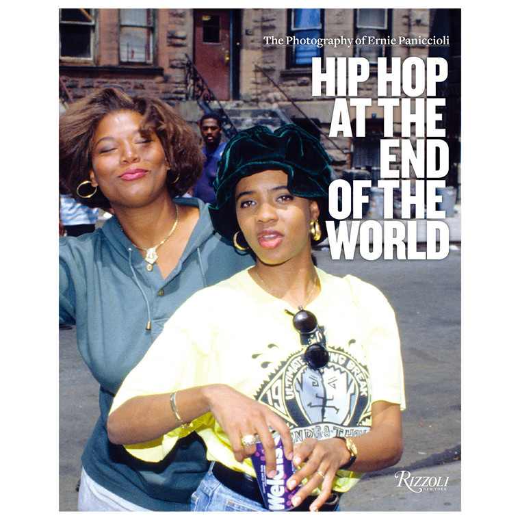 Rizzoli - HIP HOP AT THE END OF THE WORLD