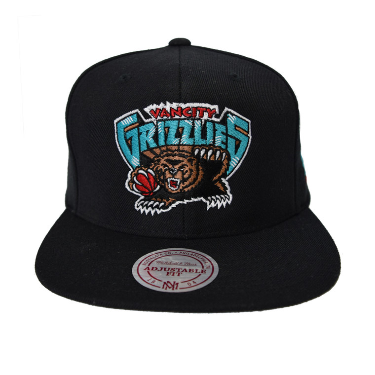 VO x M&N Grizzlies Snapback - Black