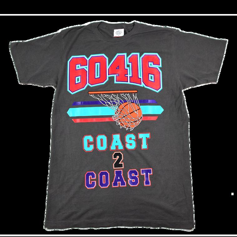 60416 Coast 2 Coast TEE - Grey