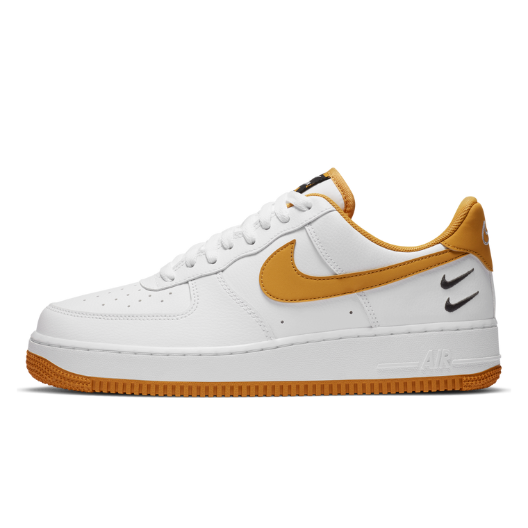 """AIR FORCE 1 '07 LV8 """" DOUBLE SWOOSH"""" - GINGER"""