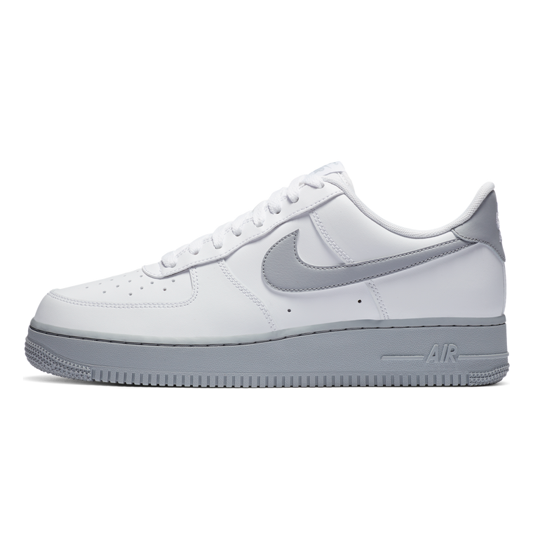 AIR FORCE 1 '07 - WHITE/GREY