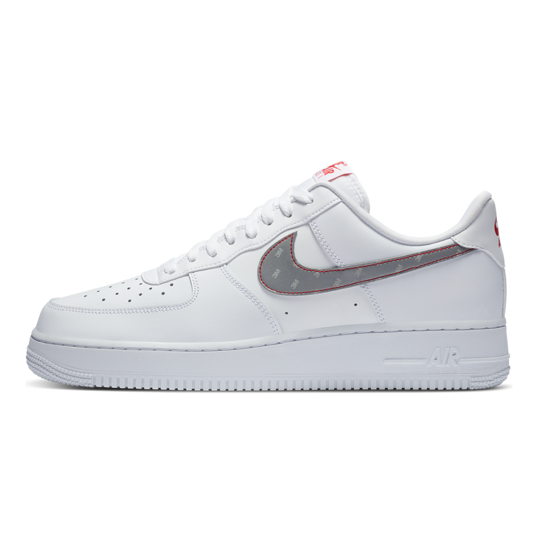AIR FORCE 1 '07 3M - WHITE/3M