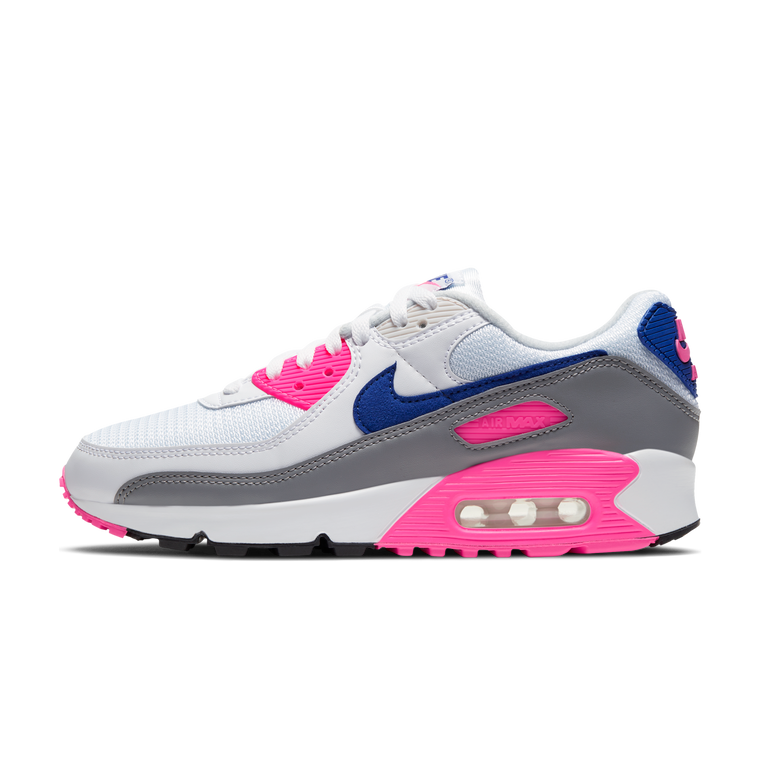 WOMEN'S AIR MAX III - WHITE/VASTGREY-CONCORD