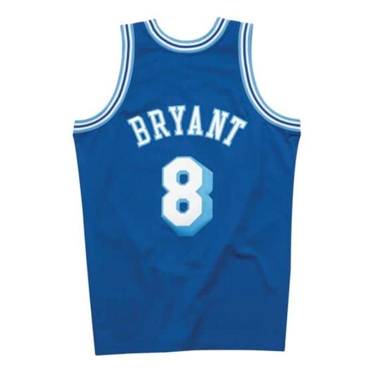 Authentic Jersey Los Angeles Lakers Alternate 1996-97 Kobe Bryant - Royal Blue