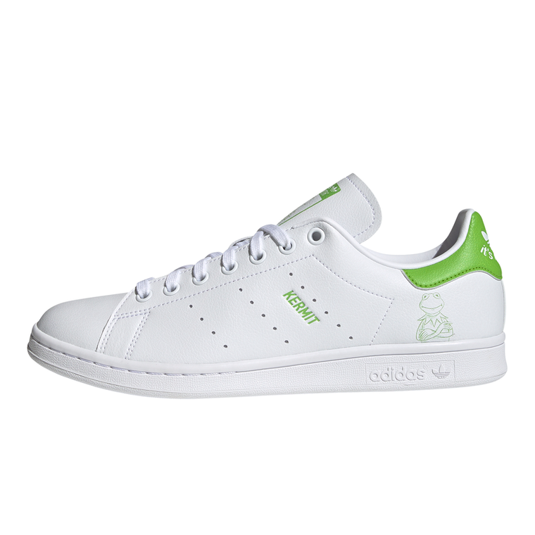 "ADIDAS STAN SMITH 'KERMIT"" - WHITE"