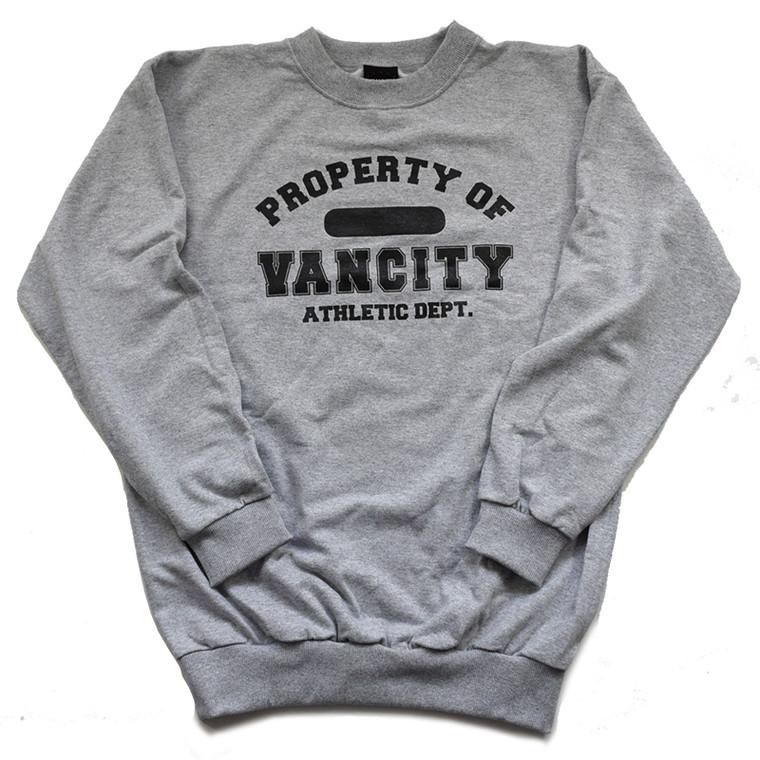 P.E. Class Crew Sweatshirt - Athletic Grey