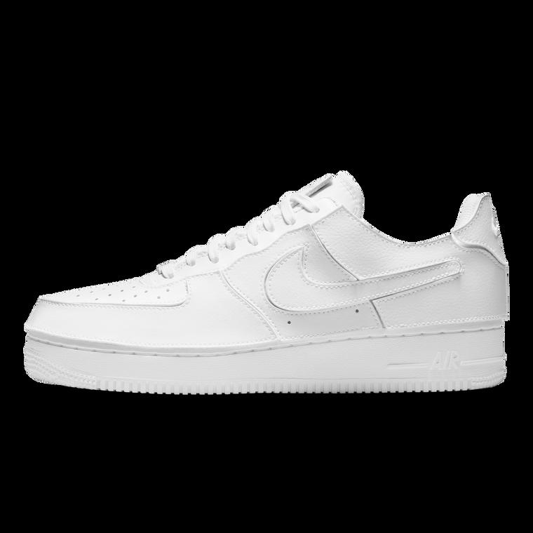 NIKE AIR FORCE 1/1 - WHITE/WHITE-WHITE-WHITE