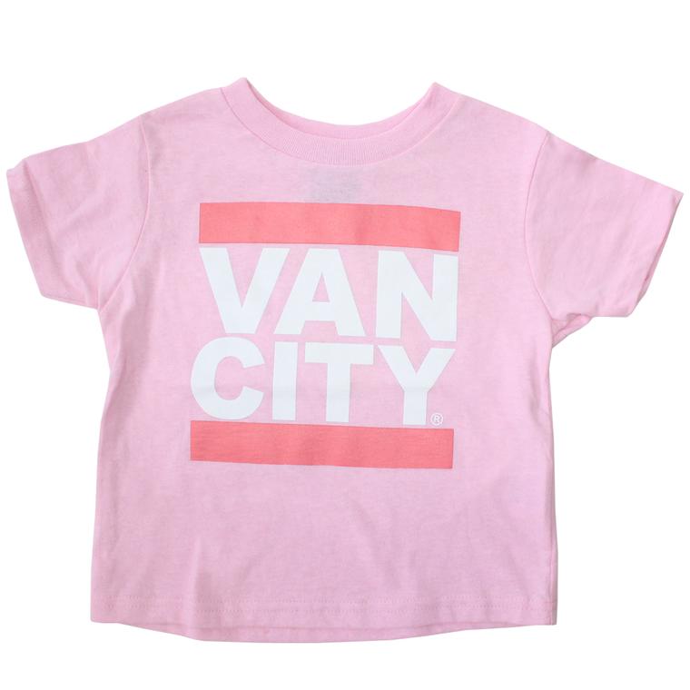 UnDMC Toddler Tee - Pink