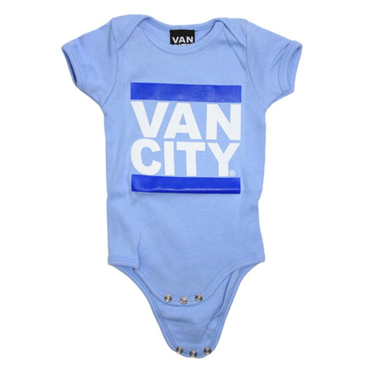 Vancity Original® Baby Onesie in Baby Blue