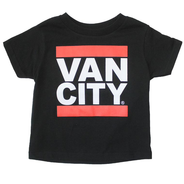 UnDMC Toddler Tee - Black