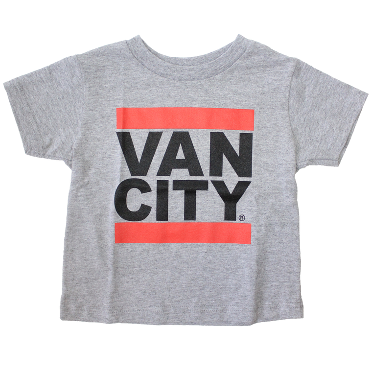 UnDMC Toddler Tee - Heather Grey