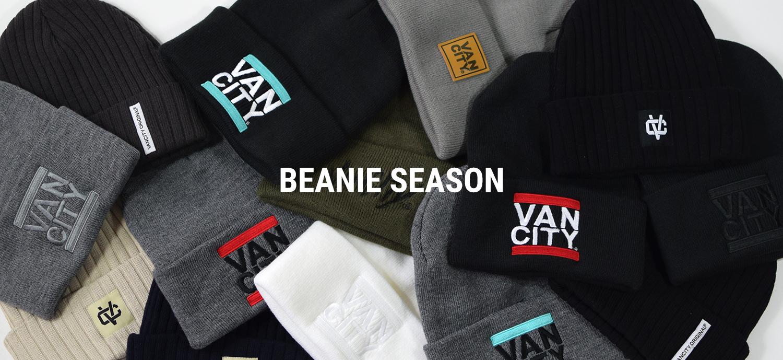 It's Beanie Season
