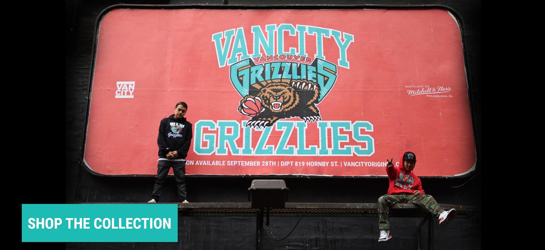 Vancity® Grizzlies